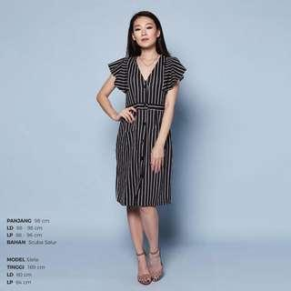 ASHLEY STRIPE DRESS