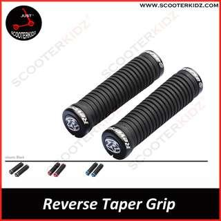 Reverse Taper Grip