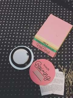 Benefit boi-ing airbrush concealer輕盈遮瑕膏 #2 Light Neutral
