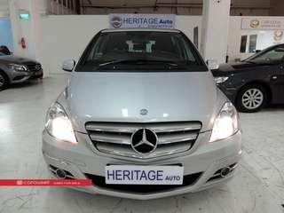 Mercedes-Benz B160 Auto