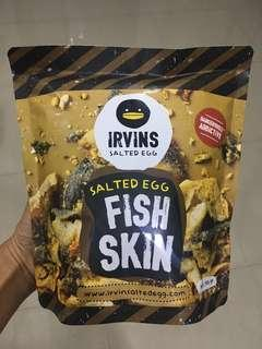 READY STOCKS!! Irvins Salted Egg