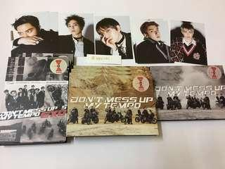 [READYSTOCK] Exo Don't Mess Up My Tempo