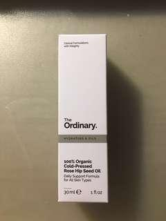 THE ORDINARY ROSE HIP SEED OIL [NEW]