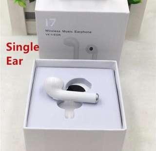 🚚 Wireless Bluetooth Single Earphone