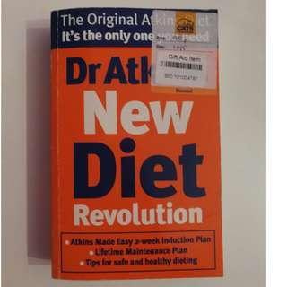 🚚 DR ATKINS NEW DIET REVOLUTION (DR ROBERT C ATKINS)