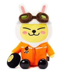 Korea Kakao Friends Muzi Friend Racing Plush