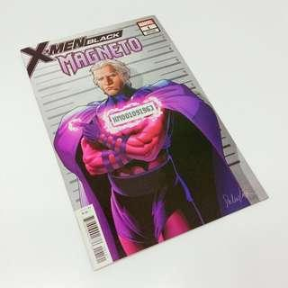 X-Men Black: Magneto #1