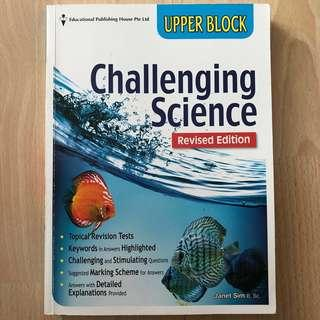 37% Discount : Challenging Science - Revised Version (New)