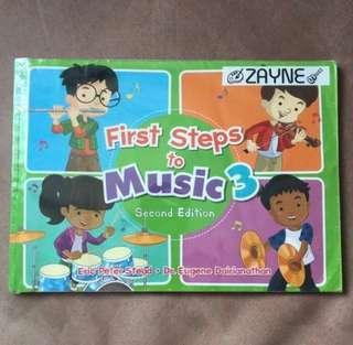 P3 First Steps to Music - 2nd Edition