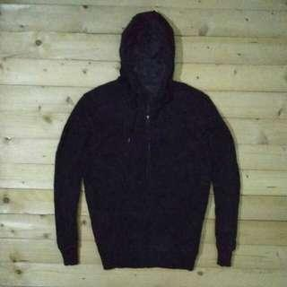 Uniqlo Original Sweater Zip Hoodie