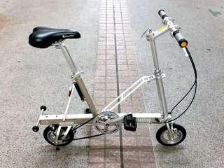 摺合單車 carryme