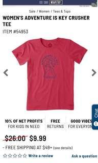 BNEW Life is Good Shirt