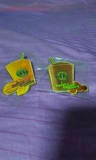 Starbucks classic pins rare & hard to find