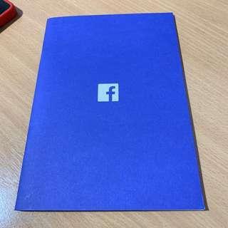 🎄Facebook notebook A5