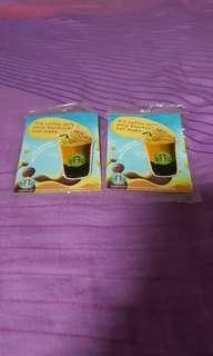 Starbucks coffee jelly pins