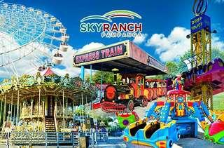 Sky Ranch Pampanga (Ride-All-You-Can Pass)