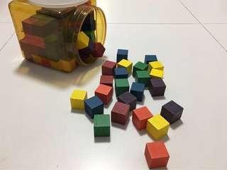 Education blocks for children