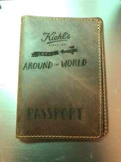 Kiehls passport holder