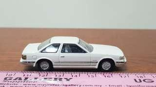 Toyota Soarer 2800GT 1:64 diecast (incomplete)