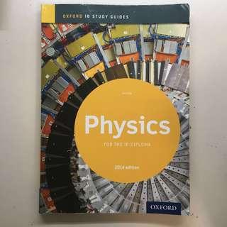 Oxford IB Study Guide: Physics for the IB Diploma, 2014 edition
