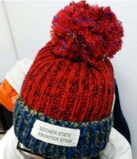 🚚 全新-冬季必備保暖毛帽 聖誕節 聖誕禮物 交換禮物 帽子