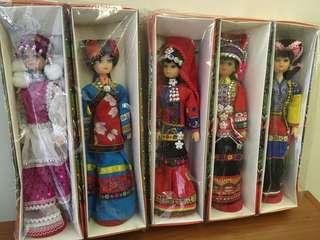 [BNIB] Ethnic Minority China Dolls