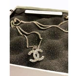 Chanel classic cc necklace