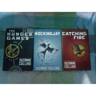 Hunger Games Trilogy - Hardbound