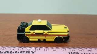VooV - Toyota Crown to Taxi