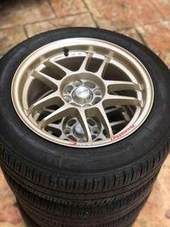 Rim Racing Hart CPO35 15
