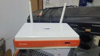 DLink DIR615 Router