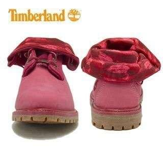 🚚 Timberland 絨面戰鬥女靴