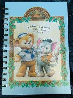 迪士尼Duffy簿