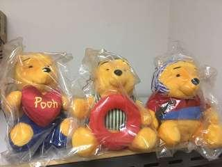 [BN] McDonalds Vintage 1990s Winnie the Pooh Collection