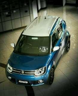 Suzuki ignis PROMO AKHIR TAHUN NEGO SAMPE DEAL