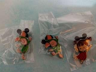 Disneyland game pin