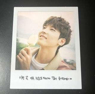 [WTS] Seventeen Official Polaroid