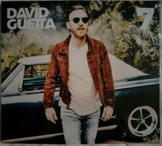 [Music Empire] David Guetta - 7 CD Album