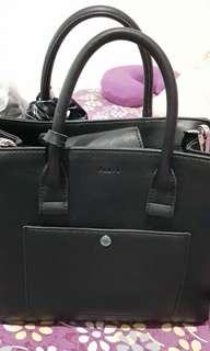 Pedro Bag Black