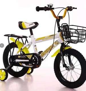 Kids bicycle 12inch to 18inch