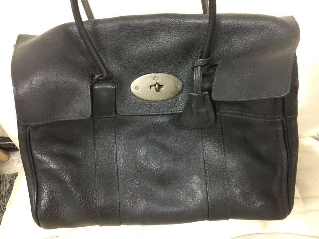 👍 Authentic Mulberry Bayswater Bag 6f6d153348025