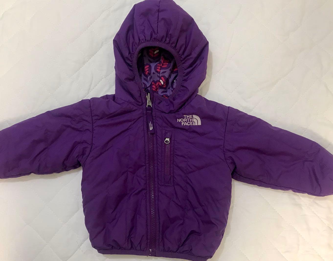 👶🏻 NorthFace Infant Reversible Wind Jacket