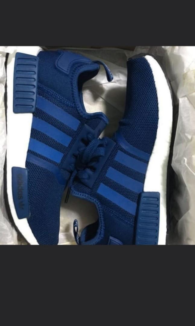 best website 0e8a5 7778e Adidas NMD R1 Blue
