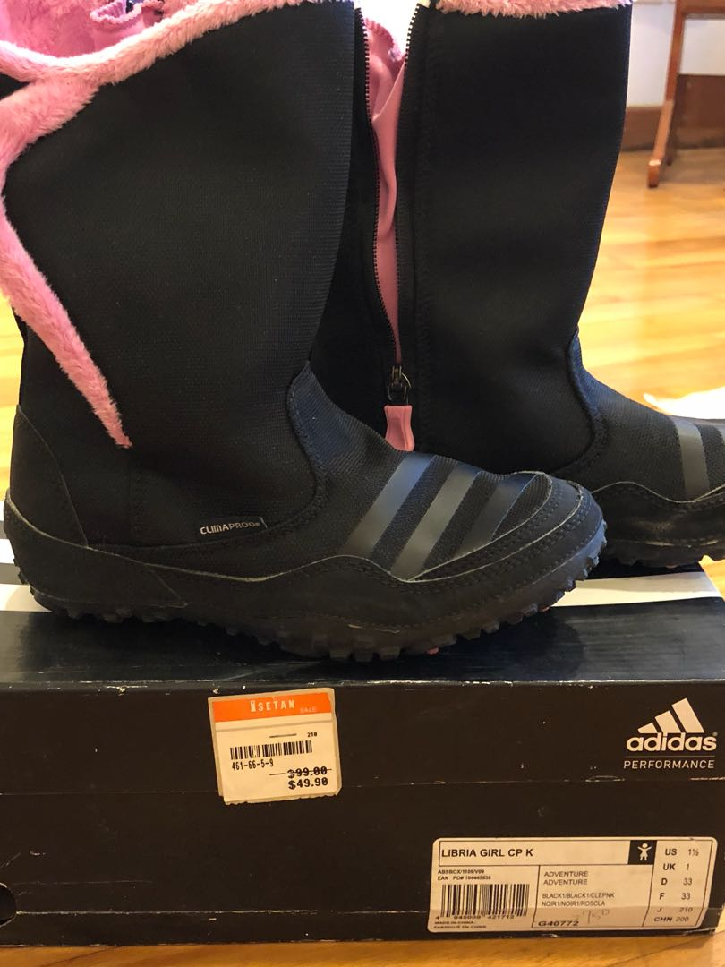 d418983edfc Adidas Winter Boots / Shoes