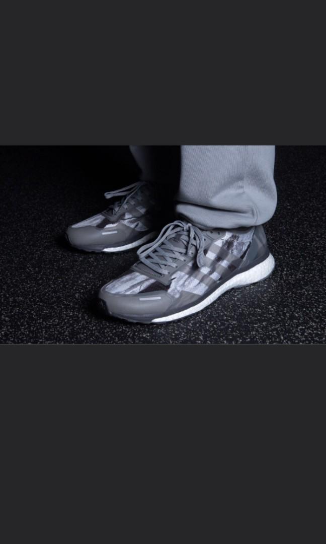 cc8215e53 Adidas x Undefeated Adizero Adios 3, Men's Fashion, Footwear ...