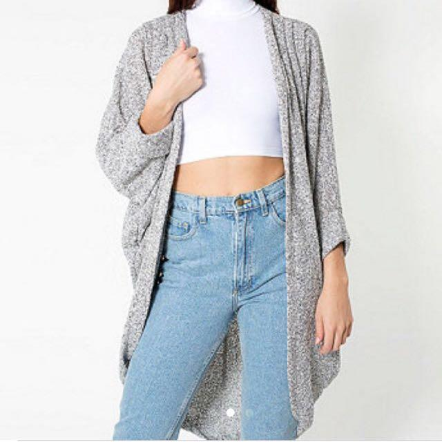AMERICAN APPAREL cardigan *PRICE DROP*