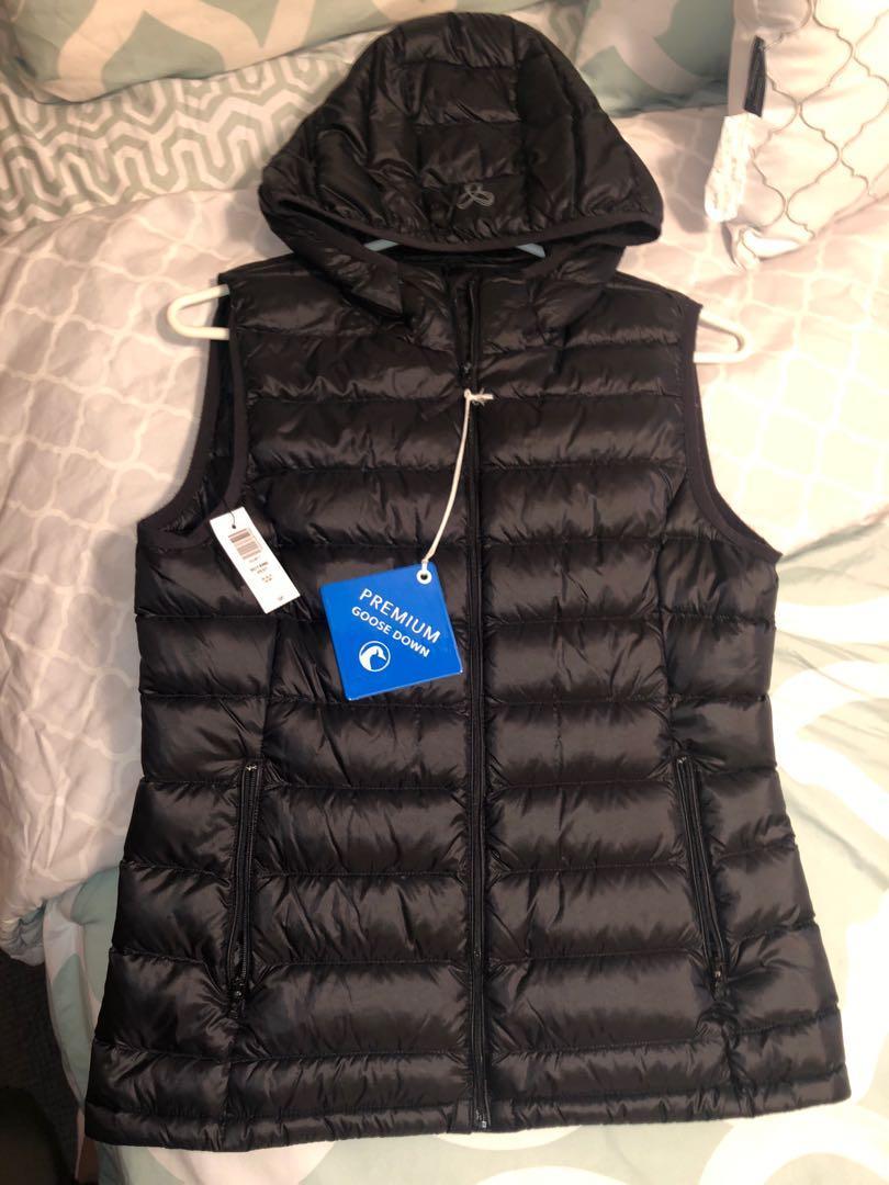 Aritzia Bubble Puffer Vest