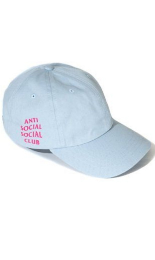 a84ffc3e ASSC Blocked Sky Blue Cap, Men's Fashion, Accessories, Caps & Hats on  Carousell