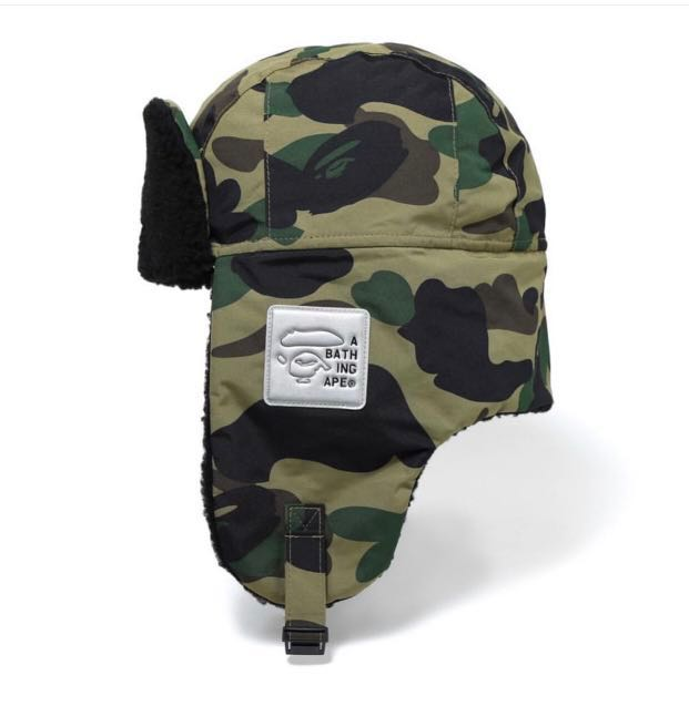 990da44c9559a Bape 1st Camo BOA Cap, Men's Fashion, Accessories, Caps & Hats on ...