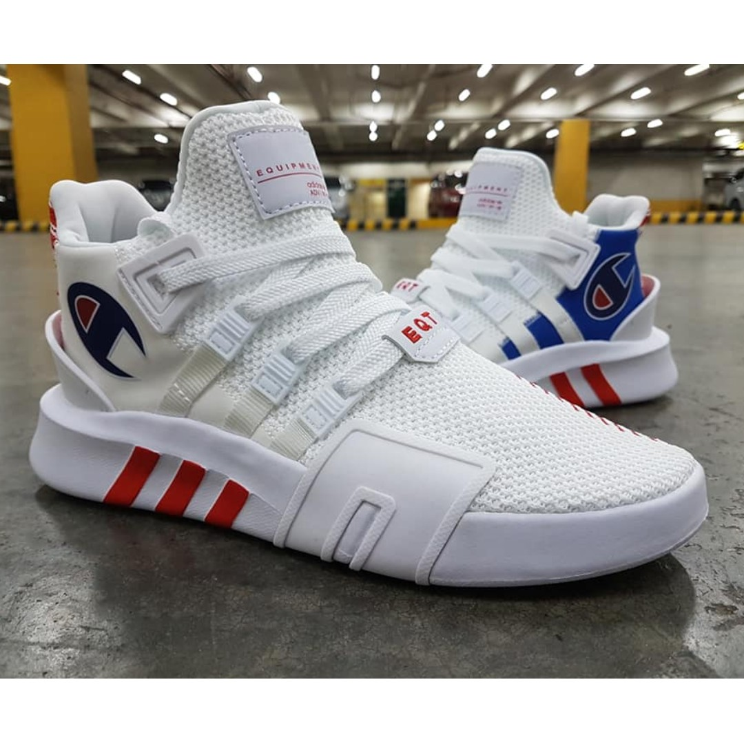 CHAMPION x ADIDAS EQT BASKETBALL ADV, Men s Fashion, Footwear, Sneakers on  Carousell 30c8789b8c